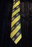 Alpha Greek Letter Neck Tie
