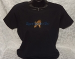 SGRho Stud Stone Tee with Poodle