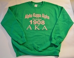 Alpha Kappa Crew with Founding Year