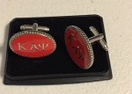 Kappa Alpha Psi Letter Cuff Links