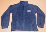 Zeta Embroidered Fleece Jacket