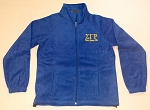 Sigma Gamma Rho Embroidered Fleece Jacket
