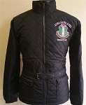 Alpha Kappa Alpha Quilted Riding Jacket
