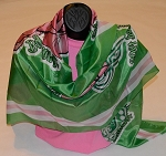Alpha Kappa Alpha Fashion Accent Scarf