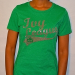 Alpha Kappa Alpha Tee with Ivy League in Studstone