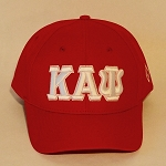 Kappa Alpha Psi Cap with Greek Letters and More