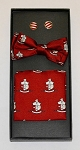 Kappa 100% Silk Bow Tie Set