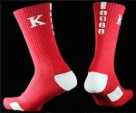 Kappa Year and Letter Socks