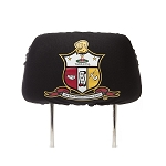 Kappa Alpha Psi Headrest Cover for SUV