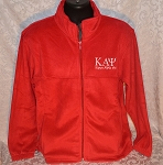 Kappa  Fleece Jacket with two Embroidery choices