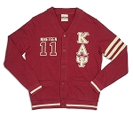 Kappa Alpha Psi Lightweight Cardigan