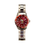 Kappa Alpha Psi  Watch with Krimson Dial Face and Crest
