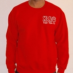 Kappa Crew Neck with Fraternity letters