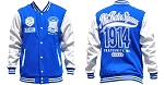 Phi Beta Sigma Embroidered Fleece Jacket