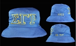 SGRho Embroidered Bucket Hat