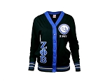 Zeta Lightweight Cardigan - Black