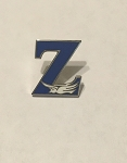 Zeta Z Pin with Dove