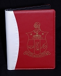 Kappa Padfolio with note pad and more