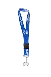 Zeta Embroidered Lanyard