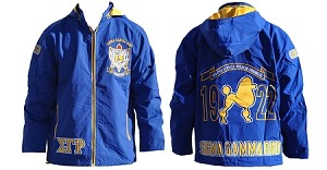 SG Rho Windbreaker with Hood