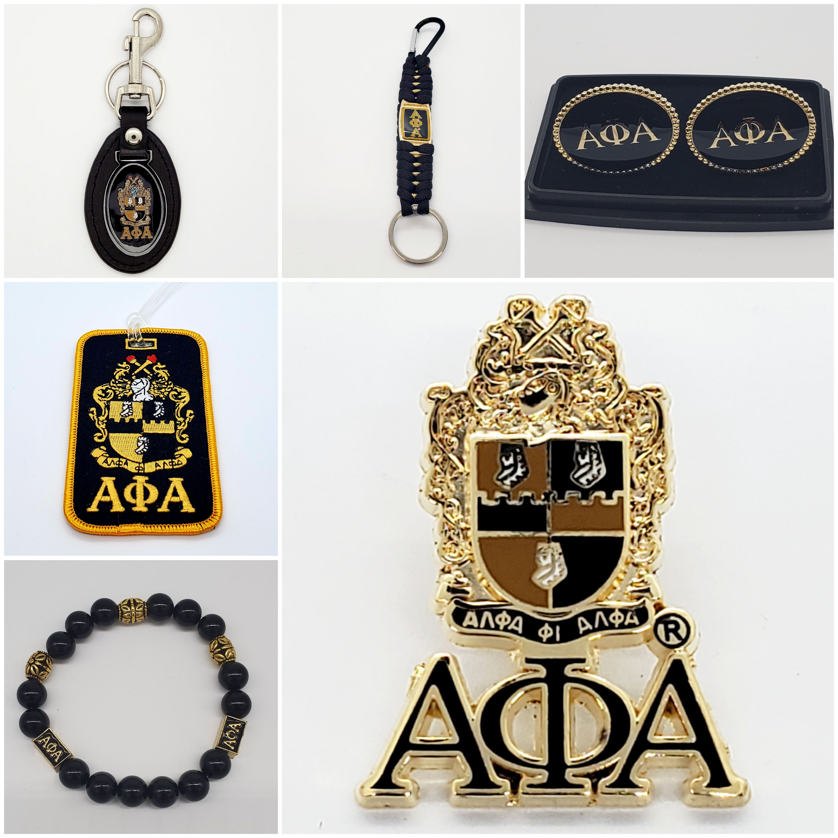 Shop Alpha Accessories