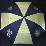 Alpha Phi Alpha Full-Sized Umbrella