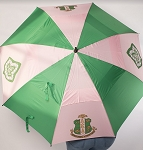 Alpha Kappa Alpha Full-sized Umbrella