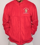 Kappa Alpha Psi Fleece Jacket with two Embroidery choices