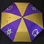 Omega Psi Phi  Full Size Umbrella