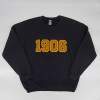 Alpha Phi Alpha CrewNeck with Chenille Year