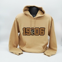 Alpha Phi Alpha Hoodie with Year and Shield
