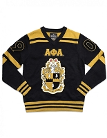 Alpha Phi Alpha V-Neck Sweater