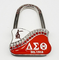 Delta Sigma Theta Purse Holder
