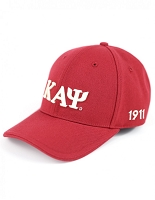 Kappa Alpha Psi Embroidered Baseball Cap 3