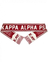 Kappa Alpha Psi Knit Scarf