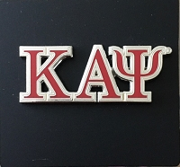 Kappa Alpha Psi Letter Lapel Pin