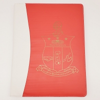 Kappa Alpha Psi Padfolio with note pad and more