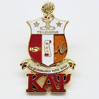 Kappa Alpha Psi Lapel Pin