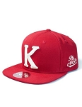 Kappa Alpha Psi Snap Back Cap with K