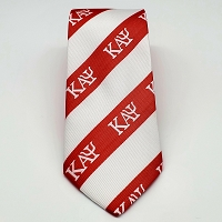 Kappa Alpha Psi Greek Letter Neck Tie