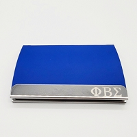 Phi Beta Sigma Engraved Business/Credit Card Holder