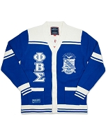 Phi Beta Sigma Sweater Cardigan
