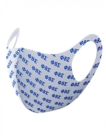 Phi Beta Sigma Face Mask 2