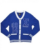 Phi Beta Sigma Lightweight Cardigan