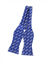 Phi Beta Sigma Silk Bow Tie