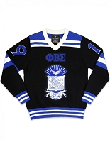 Phi Beta Sigma V-Neck Sweater
