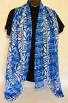 Zeta Phi Beta Convertible Shawl