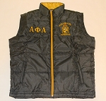 Alpha Phi Alpha Embroidered Vest