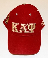 Kappa Embroidered Baseball Cap with Letters