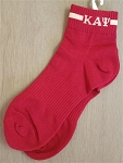 Kappa Alpha Psi Greek Letter Footie